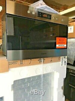 HOTPOINT MN 314 IX H Built-in Microwave with Grill Stainless Steel