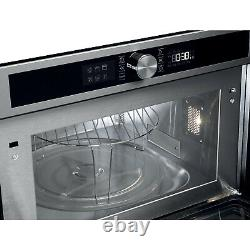 Hotpoint Built In MD454IXH 31L 1000W Microwave Stainless Steel