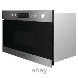 Hotpoint Class 3 MN 314 IX H Built-in Microwave Stainless Steel