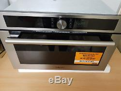 Hotpoint MD454IXH Class 4 1000 Watt Microwave Built In Stainless Steel New