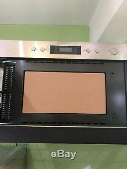 Hotpoint MN314IXH Built-in Microwave with Grill, Stainless Steel