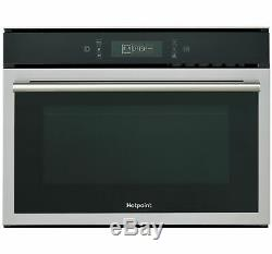 Hotpoint MP676IXH 900W Integrated Microwave Stainless Steel