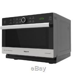 Hotpoint MWH338SX SUPREMECHEF 900 Watt Microwave Free Standing Stainless Steel
