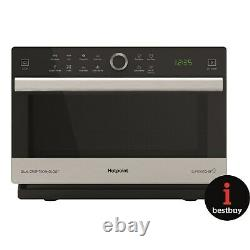 Hotpoint MWH338SX Supreme Chef 33L Combination Microwave Oven Stainle MWH338SX