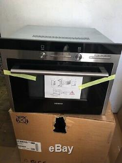 IQ700 compact45 microwave combination oven stainless steel