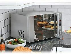 Igenix IG3091 30L Digital Combination 900W Microwave Stainless Steel