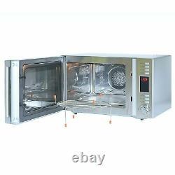 Igenix Ig3091 30 Litre Digital Combination Microwave Stainless Steel