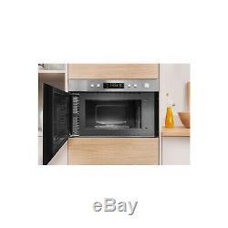 Indesit MWI5213IX Aria MWI 5213 IX Built-in Microwave in Stainless Ste MWI5213IX