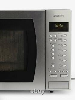 John Lewis & Partners JLCMWO010 27L Combination Microwave (Dented Casing) B