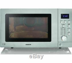 KENWOOD K25CSS19 Combination Microwave Silver Currys