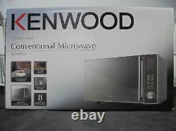 KENWOOD K25MMS14 Solo Microwave Silver DAMAGED BOX