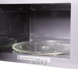 KENWOOD K25MSS11 Solo Microwave Black & Stainless Steel