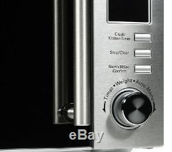 KENWOOD K30CSS14 Combination Microwave Stainless Steel Currys REFURBISHED