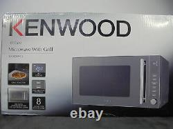 KENWOOD K30GMS18 Compact Microwave with Grill Silver DAMAGED BOX