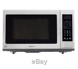 KENWOOD K30GSS13 Microwave with Grill Stainless Steel 900W & 30Litres Capacity