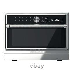 KitchenAid KMQFX33910 33L Combination Microwave Oven Stainless Steel