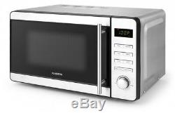Klarstein Stella Prima Microwave 1800W 20L Stainless Steel Cooking Grill Genuine
