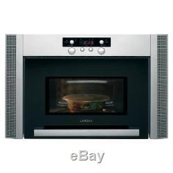 Lamona HJA7030 Fully Integrated 22 Litre Microwave Oven Silver