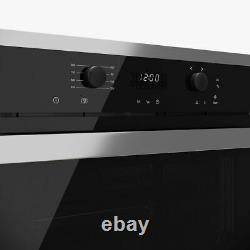 MIELE M 6160 TC Microwave Oven Grill 46L 900W STEEL Built in Integrated