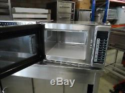 Menumaster RFS518TS 1800 w Commercial Microwave £300 + Vat