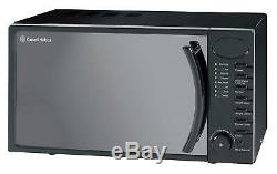 Microwave 17L Kettle 4 Slice Toaster Black Kitchen Set On Sale Hobbs RHM1714B