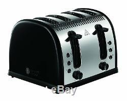 Microwave Kettle Toaster Set Black Sale Cheap Buy Russell Hobbs RHM1714B