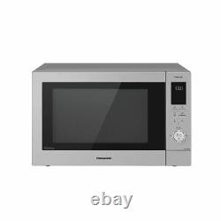 Microwave Oven Inverter Combination with Turntable 34 Litre 1000W Stainless Steel