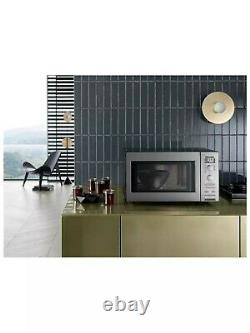 Miele Contour Line 26L Microwave Oven with Grill Stainless Steel M6012 RRP£529