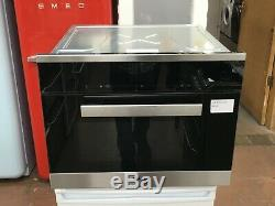 Miele DGM 6600 Microwave Steam Oven Black / Stainless Steel RRP £ 3,275