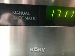 Miele H187MB 36L Combination Microwave Oven Stainless Steel