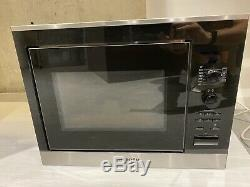 Miele M6022SC 800W Microwave With Grill Stainless Steel
