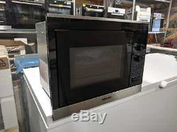 Miele M6022SC Contourline Narrow Width Built in Microwave with Grill
