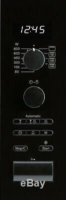 Miele M6032 SC Built-In Microwave with Grill Clean Steel (MinorDefects)