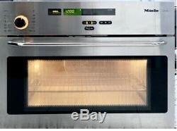 Miele Microwave oven and Fan Grill