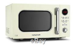 Morphy Richards 23L Cream Microwave