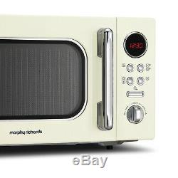 Morphy Richards 23L Cream Microwave