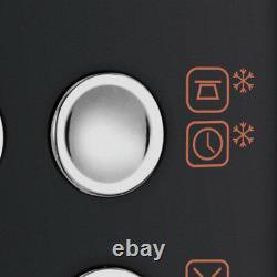 Morphy Richards 511504 Evoke 800 Watt Microwave Free Standing White / Rose Gold