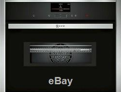 N90 Built-in compact oven with microwave function Stainless steel C17MS32N0B NEW