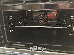 NEFF C17MR02N0B Built-in Combination Microwave Stainless Steel Ex Display Cooker