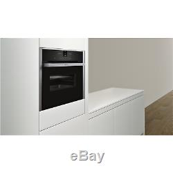 NEFF C17MR02N0B N70 45L Built-in Combination Microwave Oven Stainle C17MR02N0B