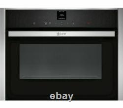 NEFF C17UR02N0B Built-in Solo Microwave Stainless Steel Brand new in BOX