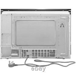 NEFF C17WR00N0B N70 900 Watt Microwave Built In Stainless Steel