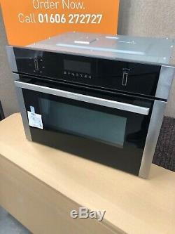 NEFF C1AMG83N0B Built-in Combination Microwave Stainless Steel HW173177
