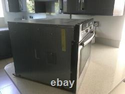 NEFF H5972N0GB BUILT-IN COMBINATION OVEN / MICROWAVE STAINLESS STEEL 1000w