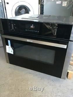 NEFF N50 C1AMG83N0B Built In Combination Microwave Oven Stainless Steel DAO