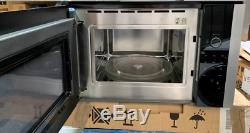 NEFF N50 HLAGD53N0B Built-in Microwave with Grill Black (M209)