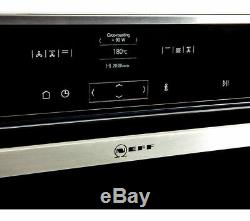 NEFF N70 C17MR02N0B Built-In Integrated Combination Microwave Oven, RRP £1019