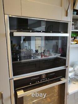 NEFF N70 C17UR02N0B Built In Microwave Stainless Steel Barely Used