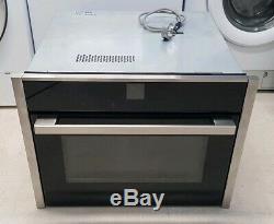 NEFF N70 C17UR02N0B Built-in Integrated Solo Microwave, RRP £649