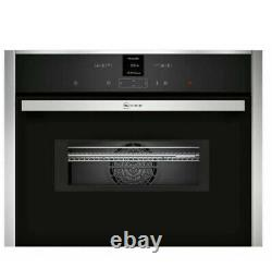 NEFF N 70 built-in compact oven with microwave function C17MR02N0B